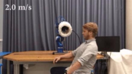 Bolsas de aire, la nueva propuesta para hacer a los robots más seguros