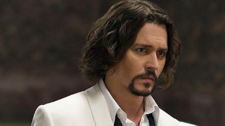 Johnny Depp remata una propiedad para salir de bancarrota
