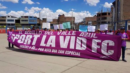 Hinchas del Sport La Vid de Huancayo denuncian irregularidades en Copa Perú