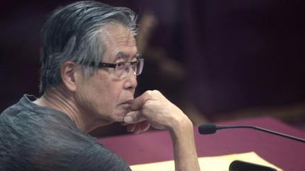 Alberto Fujimori se recupera favorablemente, asegura Aguinaga