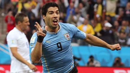Luis Suárez recibe el alta médica y está apto para jugar ante Argentina