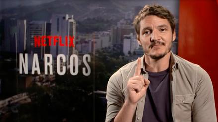 """Pedro Pascal está orgulloso de grabar """"Narcos"""" en Colombia"""