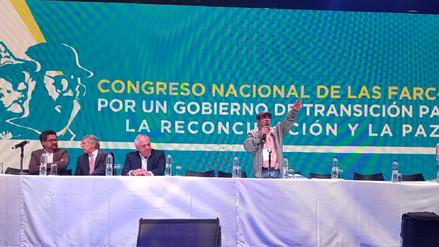 Este es el nombre y logo del partido político de las FARC