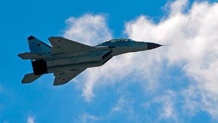 Rusia desarrolla un caza que opere en el espacio para 2025