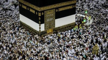 Dos millones de musulmanes iniciaron su peregrinación a La Meca