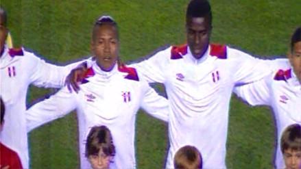 Himno Nacional se hizo sentir como nunca en el Estadio Monumental
