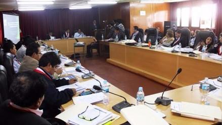 Jurado Nacional de Elecciones resolverá vacancia de Waldo Ríos Salcedo