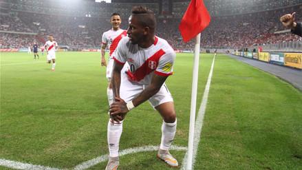 El último gol de Jefferson Farfán con la camiseta de la Selección Peruana