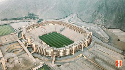 Así luce el campo y los vestuarios del Monumental para el Perú vs. Bolivia