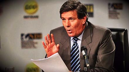 Rafael Rey se refirió con insultos a la ONU por pronunciamiento contra Venezuela