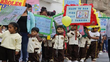 Organizan feria del Festiarbol para promover el cuidado del medio ambiente
