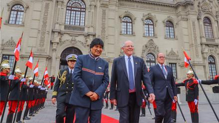 Perú se comprometió a impulsar comercio de Bolivia a través de Ilo