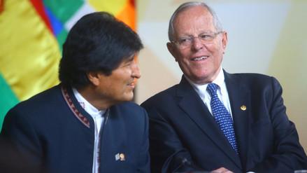 ¿Sobre qué hablarán PPK y Evo Morales durante el III Gabinete Binacional?