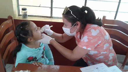 En 60 % mejoró salud bucal de niños en Ciudad Eten