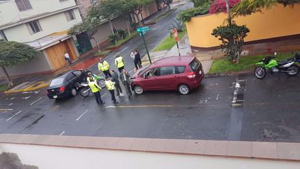 Surco: Se registran constantes accidentes por imprudencia de conductores