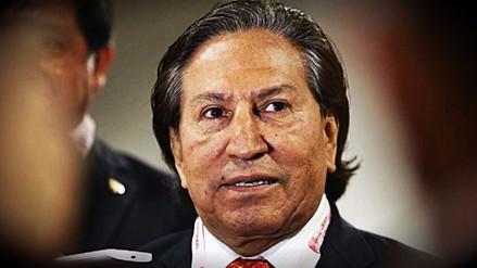 Alejandro Toledo envío una carta notarial al presidente del Poder Judicial