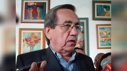 Trujillo: Del Castillo asegura que interpelación de Martens es inoportuna