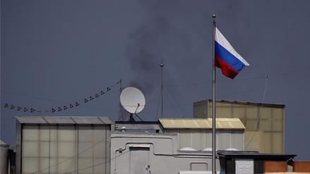 Misterioso humo negro en el consulado ruso en San Francisco desató especulaciones