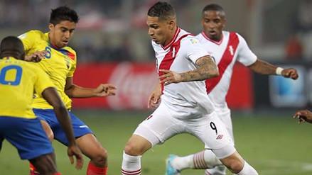 Ecuador sobre el duelo ante Perú:
