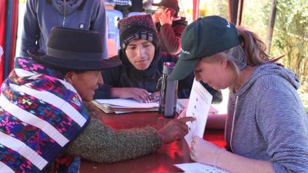 Miles recibieron atención médica especializada gratuita en Huancavelica