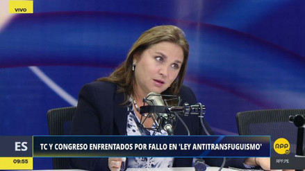 """Pérez Tello: """"En un Estado de derecho, manda la ley"""""""