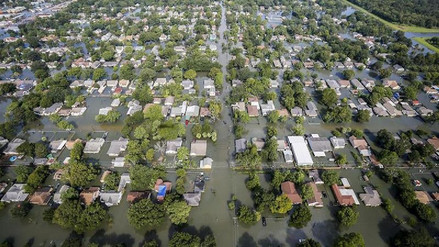 Aumentan a 46 los muertos tras el paso de Harvey en Texas