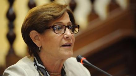La Comisión Lava Jato del Congreso citó nuevamente a Susana Villarán