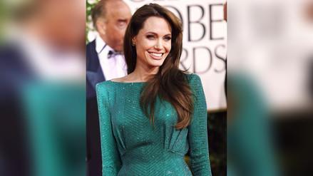 Angelina Jolie habló de su situación sentimental actual