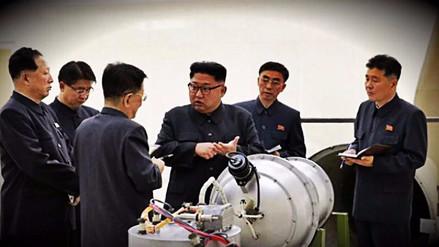 Corea del Norte realizó con éxito su sexta prueba nuclear