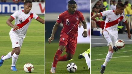 Los 8 jugadores de Perú que están en capilla para el partido ante Argentina
