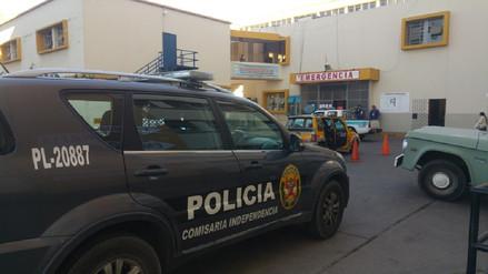 Oficial de la Policía Nacional se suicidó de un disparo