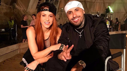 Video | Shakira comparte sensual baile junto a Nicky Jam