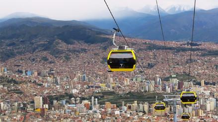 Evalúan construir teleférico en Arequipa