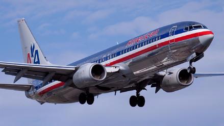 Indecopi confirma multa a American Airlines por demorar y cancelar vuelos