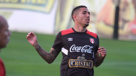Sergio Peña fue trasladado a una clínica por un problema en el oído