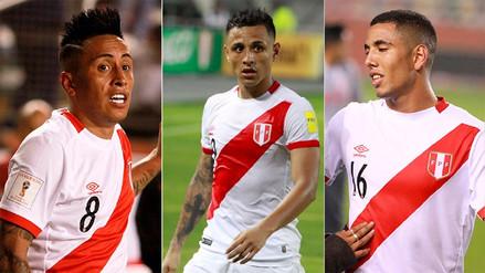 El informe de cada uno de los jugadores lesionados de la Selección Peruana