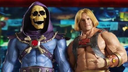 YouTube | Así se filmaron los comerciales con He Man y Skeletor