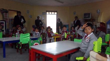 Profesores reiniciaron clases en Jauja y La Oroya