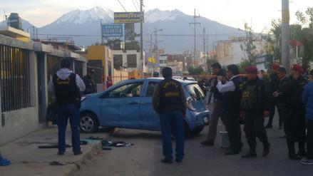 Hechos delictivos continúan en la ciudad de Arequipa