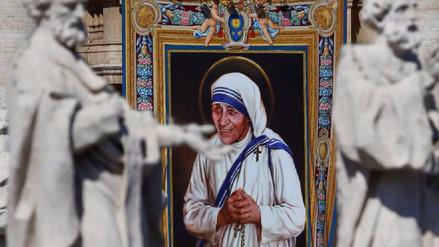 Hoy se cumplen 20 años de la muerte de la Madre Teresa de Calcuta