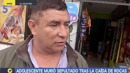 El subprefecto de El Agustino fue encontrado en aparente estado de ebriedad