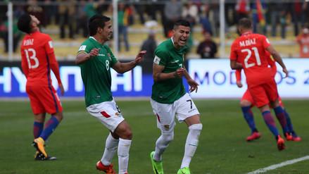 Bolivia cumplió su palabra y complicó a Chile en las Eliminatorias