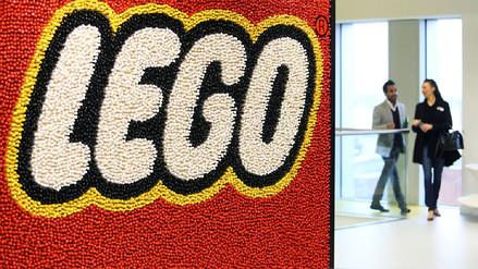 Lego despedirá a 1,400 empleados por caída en sus ventas
