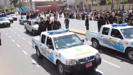 Delincuencia en Chiclayo se incrementa a 15 por ciento