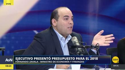 """Zavala: """"PPK está más presente que cualquier otro líder de la oposición"""""""