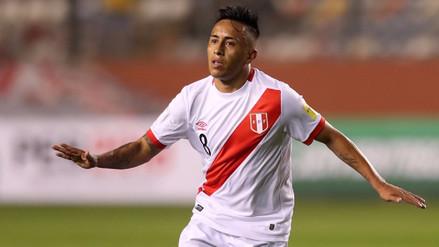 Perú tiene 4 bajas para el encuentro ante Argentina en octubre