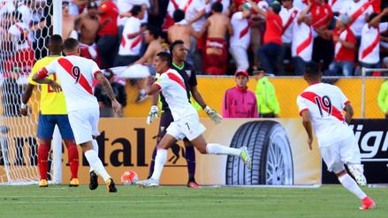 Así relataron en el mundo los goles de la Selección Peruana en Quito