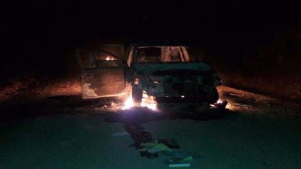 Tres policías fallecieron tras atentado contra policías en Huancavelica