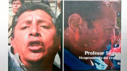 El hombre que golpeó a una periodista fue identificado como un dirigente cercano a Pedro Castillo