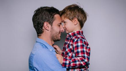 Los hijos imitan las conductas de los padres